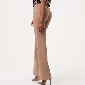 LOFT Julie Fit Wide Leg Trousers